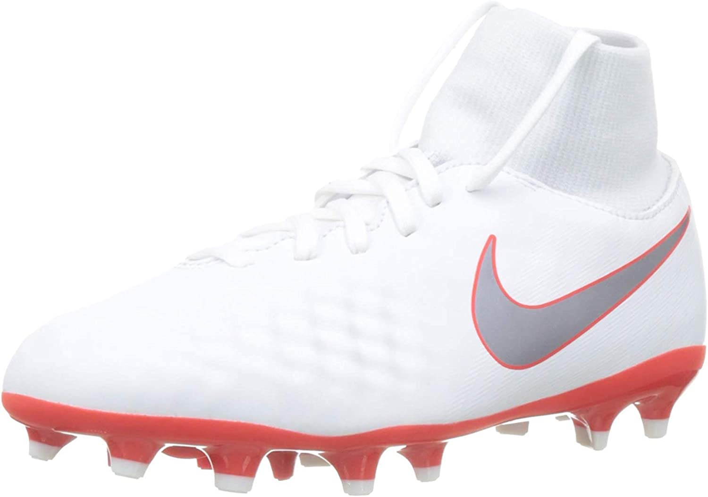 Nike Magista Obra 2 Academy DF FG Jr Ah7313 1 Chaussures de Football Mixte Enfant
