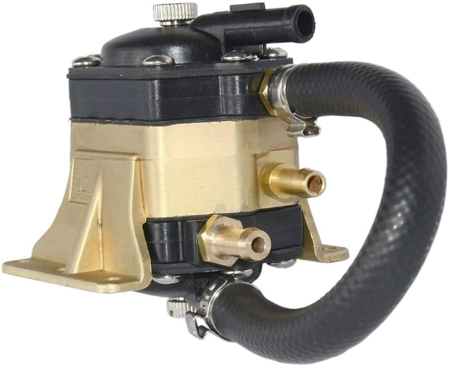CQYD New 5007420 VRO Oil Injection Conversion Fuel Pump Kit for Johnson Evinrude 5007422 4-7359 Non Oiling V6 60 degree