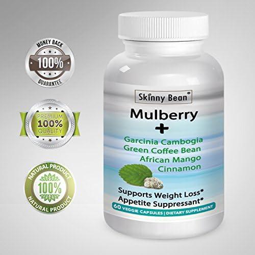 Mulberry Garcinia African Cinnamon Extract