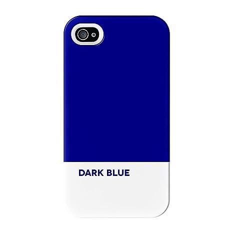 Tinta Unita Colore Blu Scuro Stampa Di Alta Qualità Con Stampa