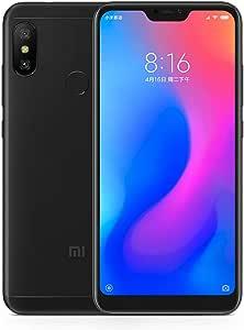 Xiaomi Mi A2 Lite 3GB RAM 32GB Dual SIM Smartphone Black: Amazon.es: Electrónica