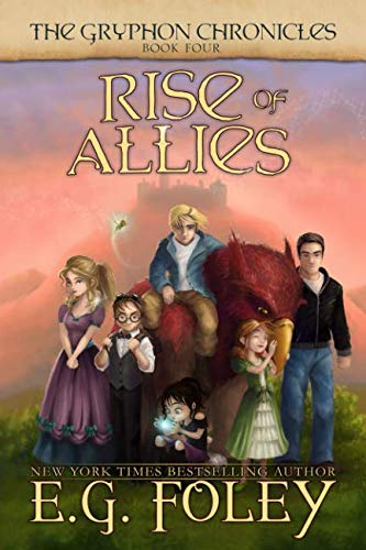 Download Rise of Allies (The Gryphon Chronicles, Book 4) pdf