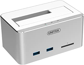 Unitek Aluminum Hard Drive Docking Station