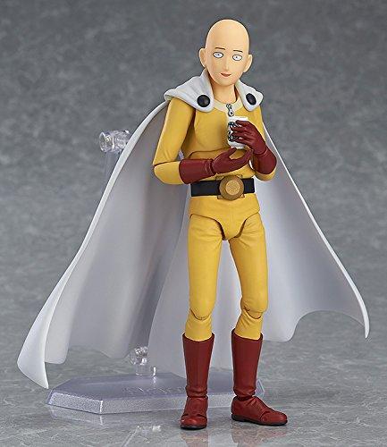 Max Factory One Punch Man: Saitama Figma Action Figure