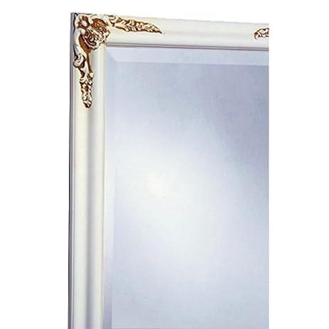 Basix Plus Medicine Cabinet in Antique White Finish (Medium) - Amazon.com: Basix Plus Medicine Cabinet In Antique White Finish