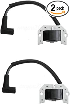 ZF-IG-A00132 PARTSRUN 21171-7034 Ignition Coil Fits Kawasaki Engine FH381V FH430V FH480V FH541V 21171-7001 21171-7007 21171-7006 21171-7013 for John Deere #AM133525#MIA11064,Ships Fast from The USA