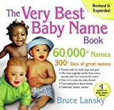 The Very Best Baby Name Book, Bruce Lansky, 0684047039
