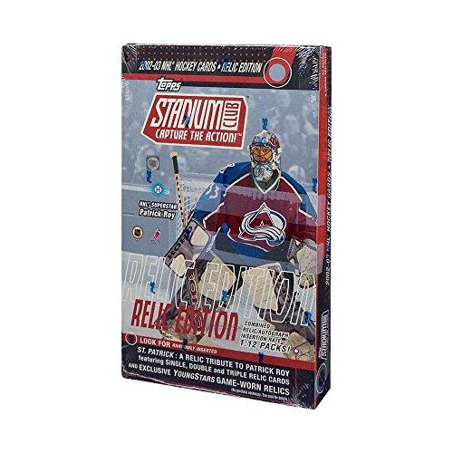m Club Relic Edition Hockey Hobby Box ()