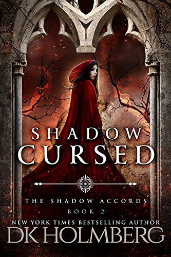 Shadow Cursed (The Shadow Accords Book (Accord Series)