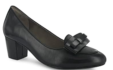 Ladies Rockport Phaedra Moc Heels Shoes (UK 4.5 / EU 37.5)