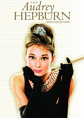 Romana Collection (The Audrey Hepburn DVD Collection (Roman Holiday / Sabrina / Breakfast at Tiffany's) (1961))