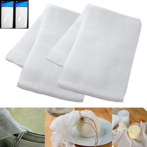 Cheesecloth Fabric Kitchen Cheese Bleach