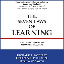 The Seven Laws of Learning