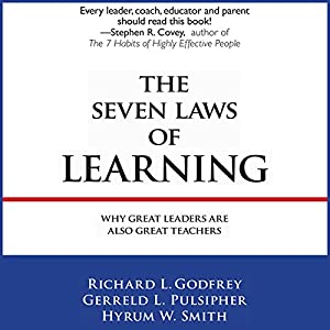 The Seven Laws of Learning Audiobook