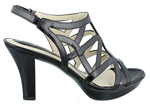 Naturalizer Women's Danya Dress Sandal,Black,11 M US