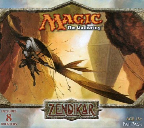 Zendikar Fat Pack (Magic: The Gathering): Amazon.es: Wizards of the Coast: Libros en idiomas extranjeros