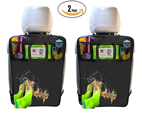 2-pack-kick-mats-with-tissue-holder-waterproof-car-seat-back-protector-with-organizer-storage-pocket