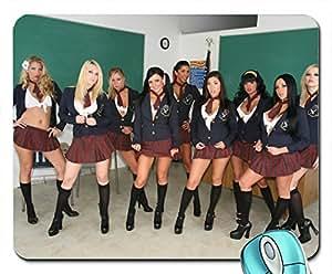Las mujeres uniformes escolares schoolgirls tie faldas for Oficina videos porno
