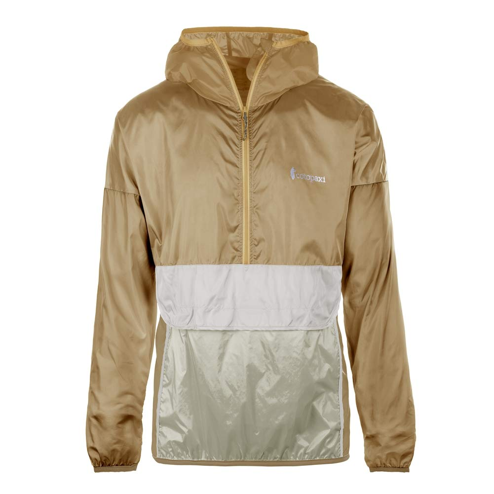 Cotopaxi Teca Half-Zip Unisex - Stay Gold Women's