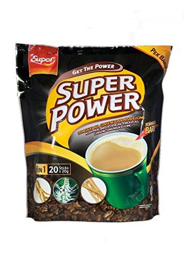 - Super Power 6 in 1 Tongkat Ali Ginseng Dan Misai Kucing