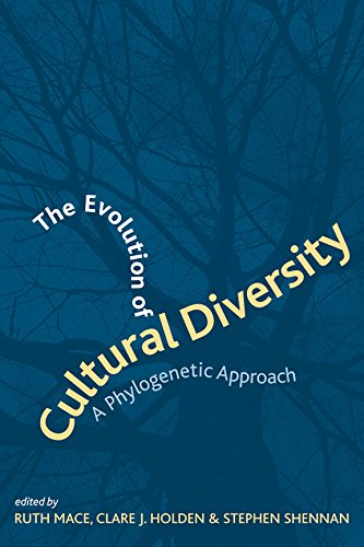 (The Evolution of Cultural Diversity: A Phylogenetic Approach (UCL Institute of Archaeology Publications))
