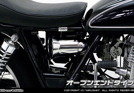 K and N RC-0650 Car and Motorcycle Universal Chrome Filter