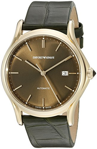 Emporio Armani Swiss Made Men's ARS3020 Analog Display Sw...