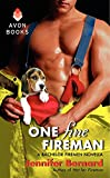 One Fine Fireman: A Bachelor Firemen Novella (A Bachelor Fireman Novella)
