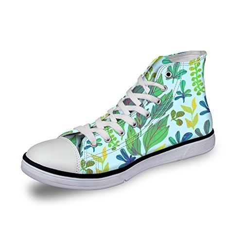 前方へ費やす業界ThiKin スニーカー レディーズ メンズ 個性的 3Dプリント 花 柄 カジュアル 靴 シューズ 人気 おしゃれ 軽量 通気 ファッション 通勤 通学 プレゼント