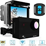 Hieha Action Cam 4K 20MP 1080P HD WiFi 98ft Underwater Sports SJCAM SJ5000 DV Camcorder 170 Degree Wide Lens Angle