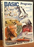 BASIC Programs for Scientists and Engineers, Miller, Alan R., 0895880733