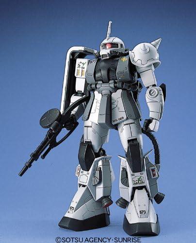 Gundam MS-06R-2 Zaku II Johnny Ridden Custom Ver 2.0 MG 1//100 Scale japan import Toy