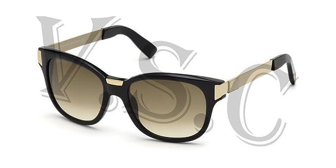 Amazon.com: Dsquared anteojos de sol DQ0131 DQ 131 auténtica ...