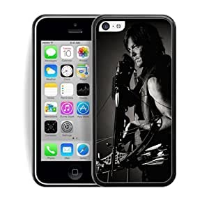 TOPPEST Hot New Season TV Series The Walking Dead Custom Best Duarable Phone Case for iPhone 5C