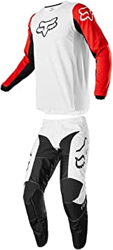 Fox Racing 180 Prix Jersey//Pants Set Red M//32