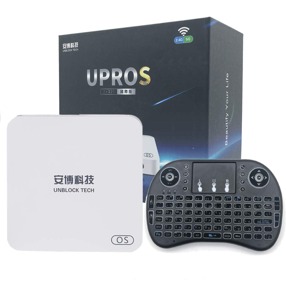 2019 Latest Unblock PROS, 2G RAM+32G ROM,2.4G+5G WiFi with Jailbreak funtion. for United States Licensed Product can be Available Worldwide.