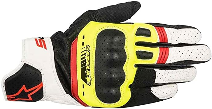 Alpinestars Motorcycle gloves Alpinestars Sp-5 Black