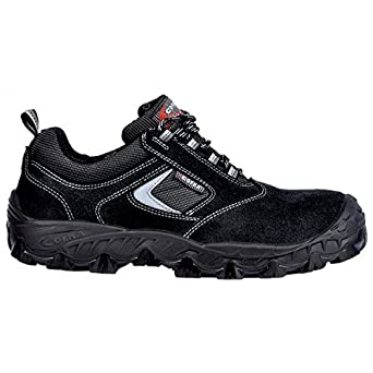 Zapato de seguridad metal free S1P SRC