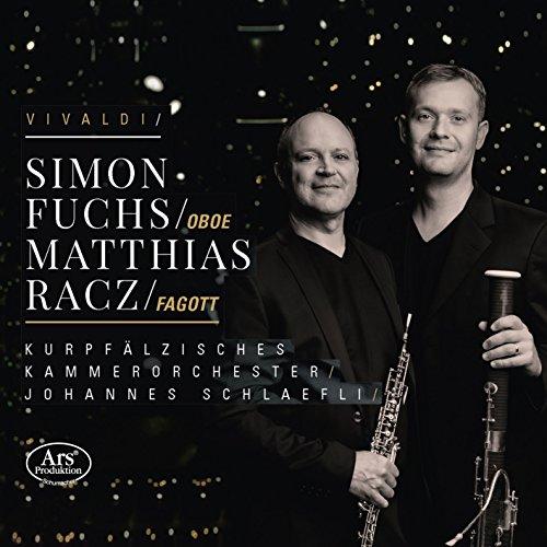 Vivaldi: Oboe & Bassoon Concertos