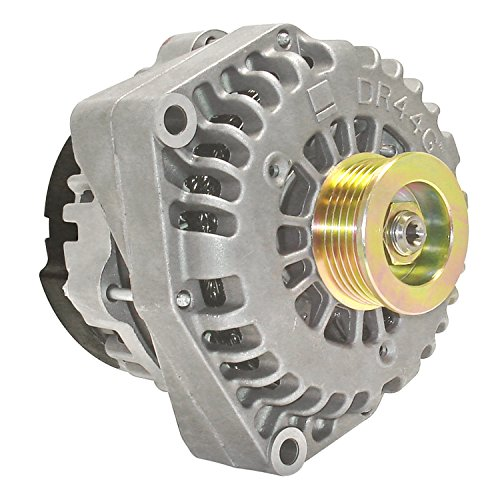 ACDelco 334-2529A Professional Alternator, Remanufactured (03 Silverado Alternator compare prices)