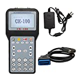 Newest V46.02 CK-100 CK100 Auto Key Programmer Car Key Programmer With 1024 Tokens Add New Car Models For Ford, Honda and Toyota (CK100 Auto Key Programmer)