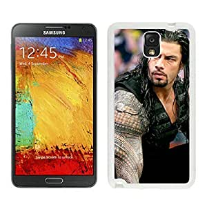 For Samsung Note 3,Wwe Superstars Collection Wwe 2k15 Roman Reigns 10 White Samsung Note 3 Case Online