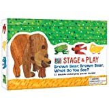 The World of Eric Carle Stage & Play Brown Bear, Brown Bear, What Do You See?