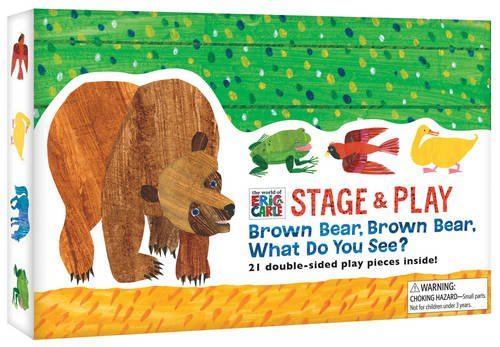 Brown Bear, Brown Bear, What Do You See? Stage & Play