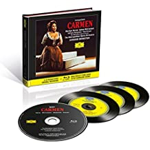 Bizet: Carmen, WD31 [3 CD/Blu-ray Audio Combo]
