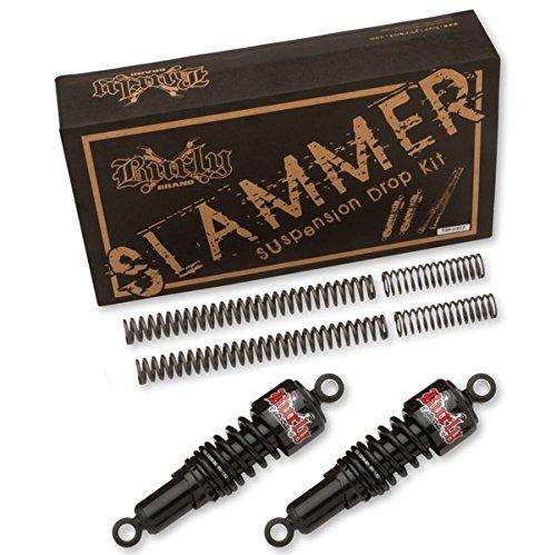 Burly B28-1003B Black Slammer Kit