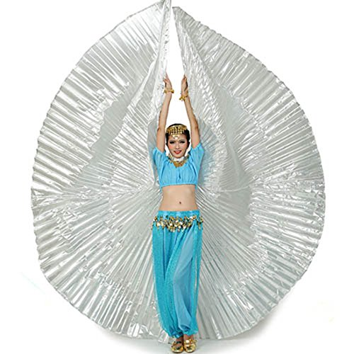 Calcifer Brand New Egyptian Egypt Belly Dance Wings Isis Wings Costume Gift For Big Party Christmas (Belly Dancer For Party)
