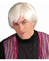 Men's Pop Artist Andy Warhol Wig