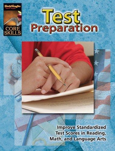 Core Skills: Test Prep: Reproducible Grade 2 STECK-VAUGHN