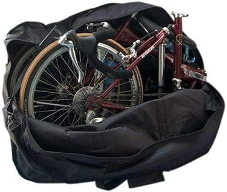 StillCool Bolsa Transporte Bicicleta Plegable para el envío de Viajes aéreos (14-Inch to 20-Inch): Amazon.es: Deportes y aire libre
